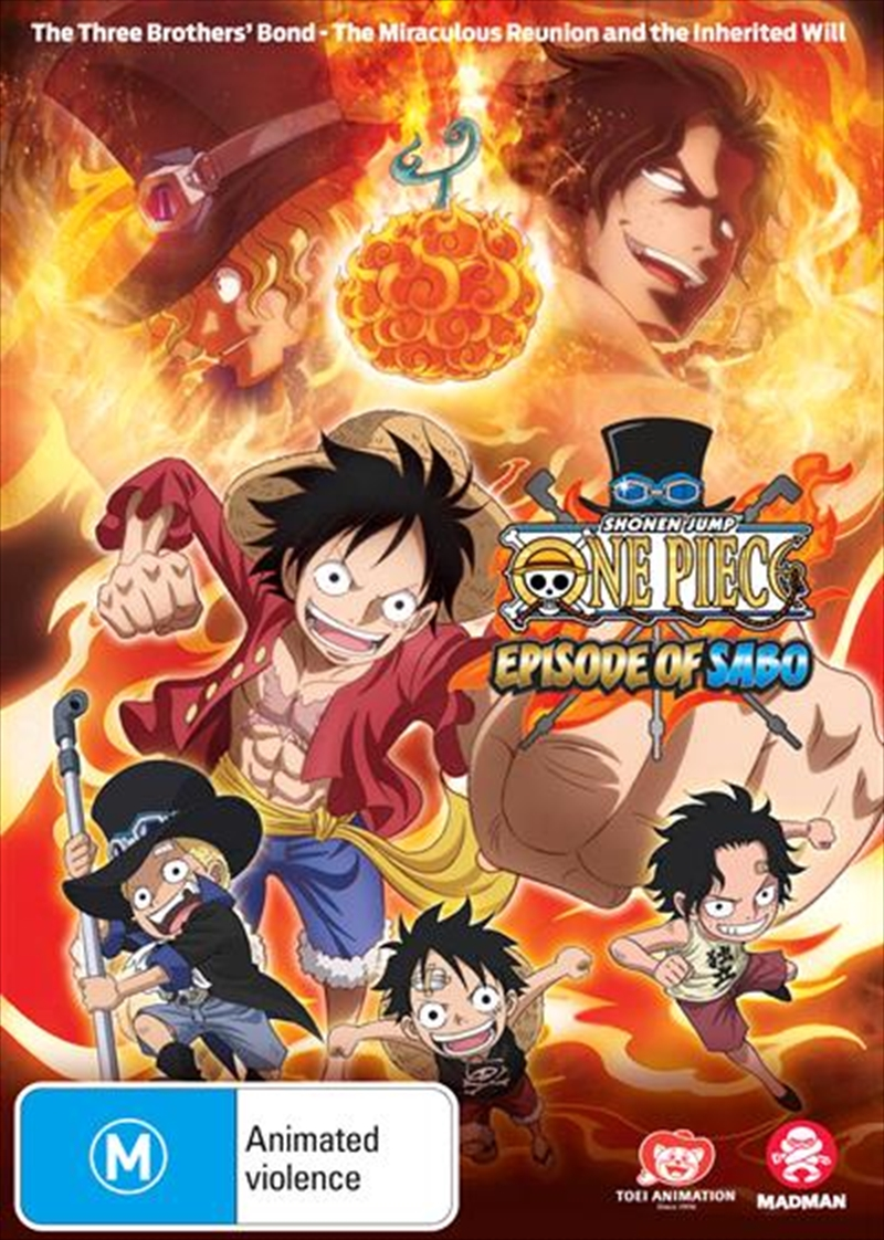 One Piece - Episode Of Sabo | TV Special | DVD