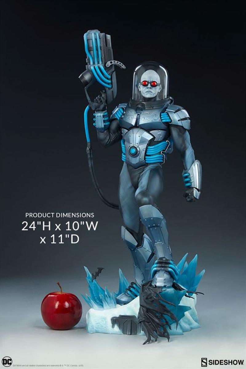 Batman - Mr Freeze Premium Format 1:4 Scale Statue   Merchandise