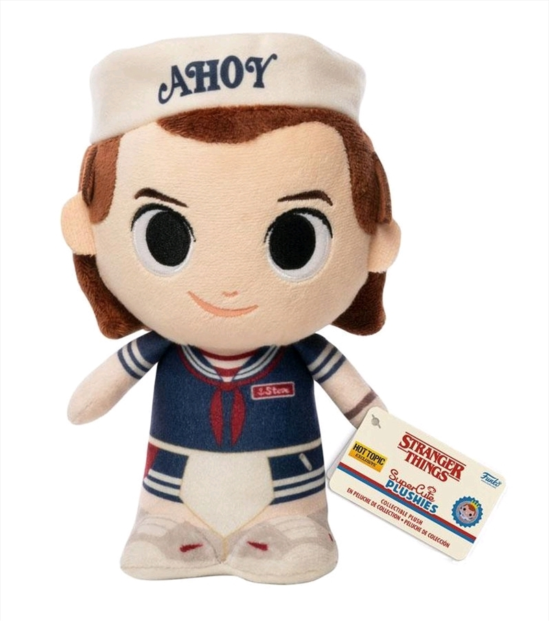 Stranger Things - Steve (Ahoy) US Exclusive Plush [RS] | Toy