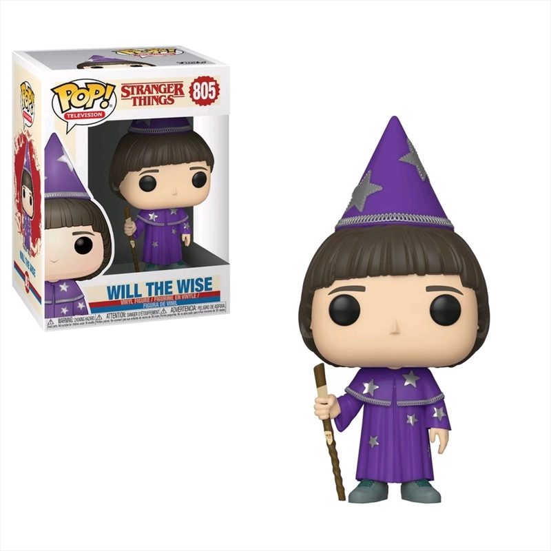 Stranger Things - Will the Wise Pop! Vinyl | Pop Vinyl