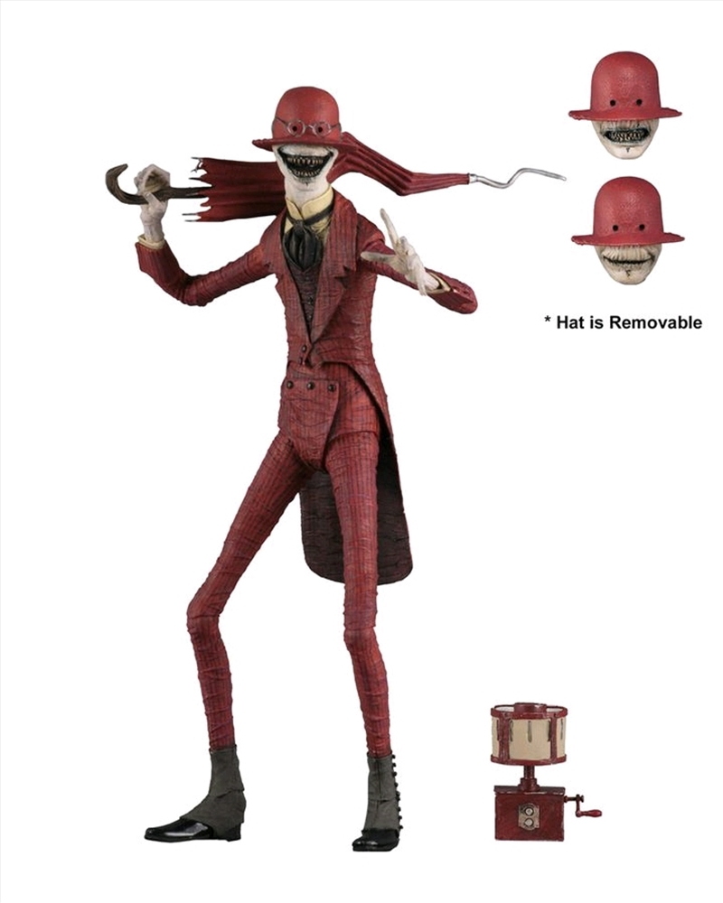 "The Conjuring 3 - Crooked Man Ultimate 7"" Scale Action Figure 
