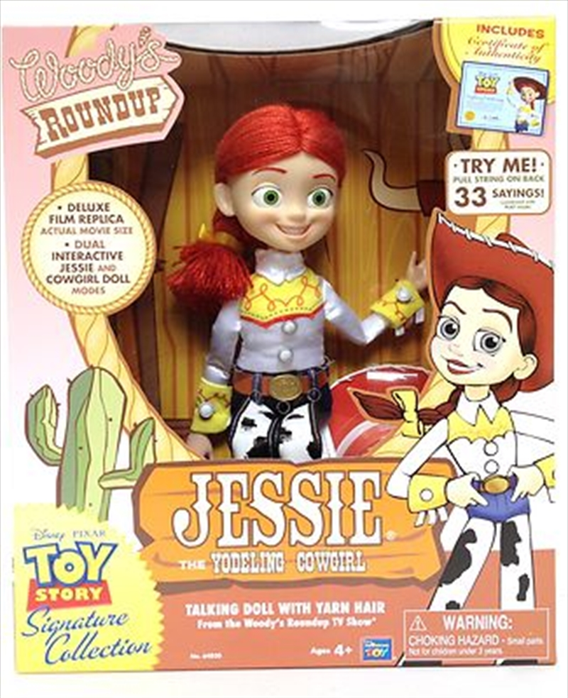 Toy Story Signature Collection Jessie the Yodeling Cowgirl | Toy