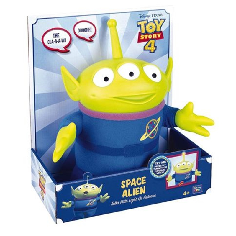 "Toy Story Alien 10"" Deluxe Talking Toy 