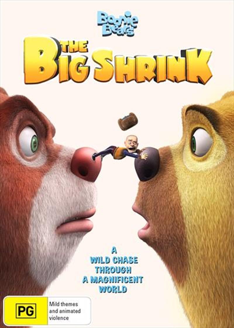 Boonie Bears - The Big Shrink | DVD