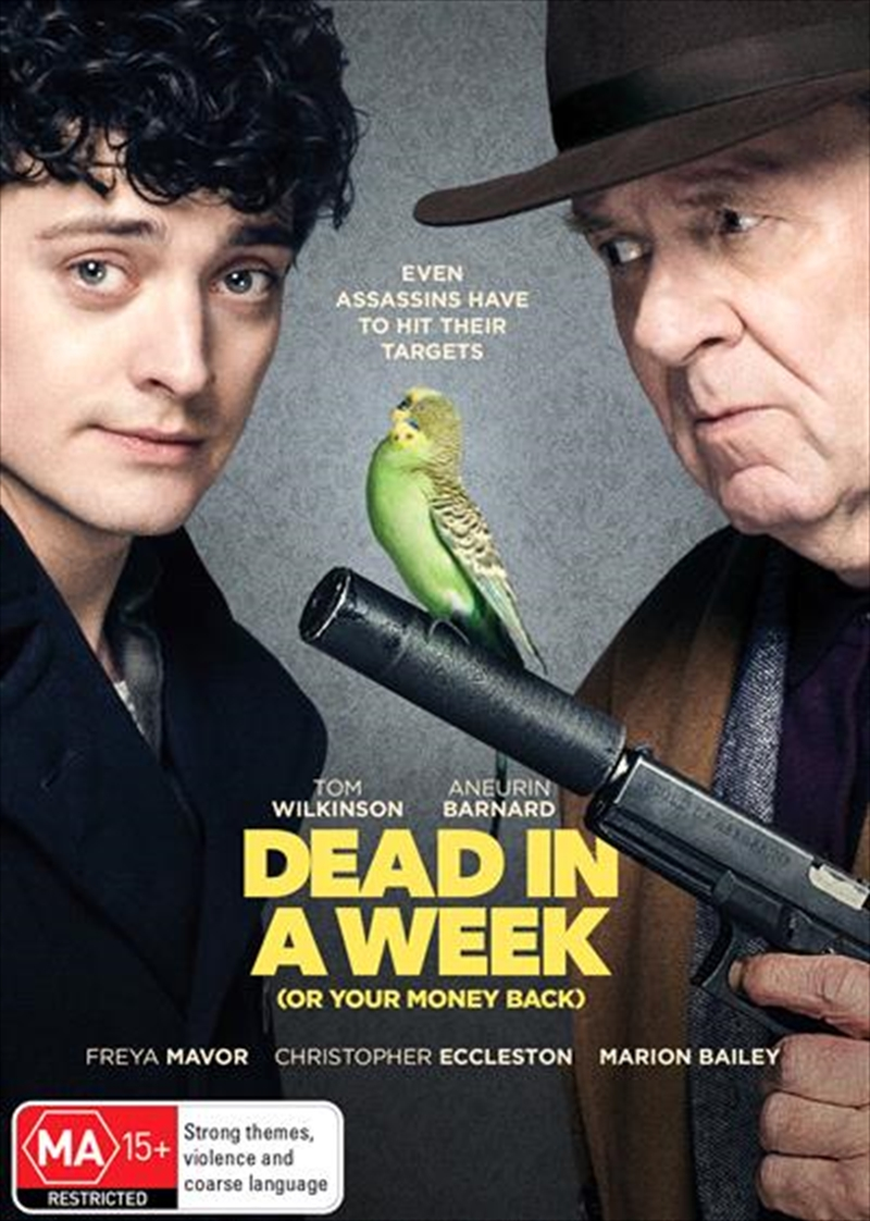 Dead In A Week - Or Your Money Back | DVD