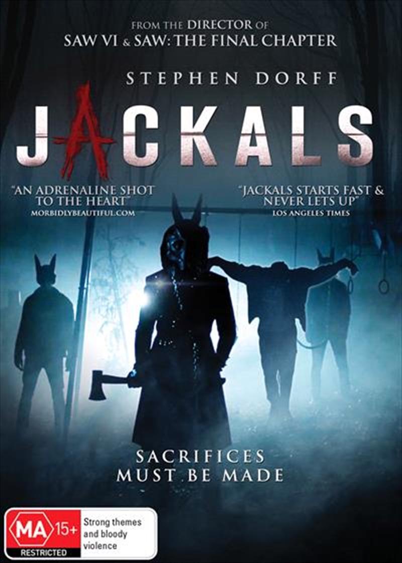 Jackals | DVD