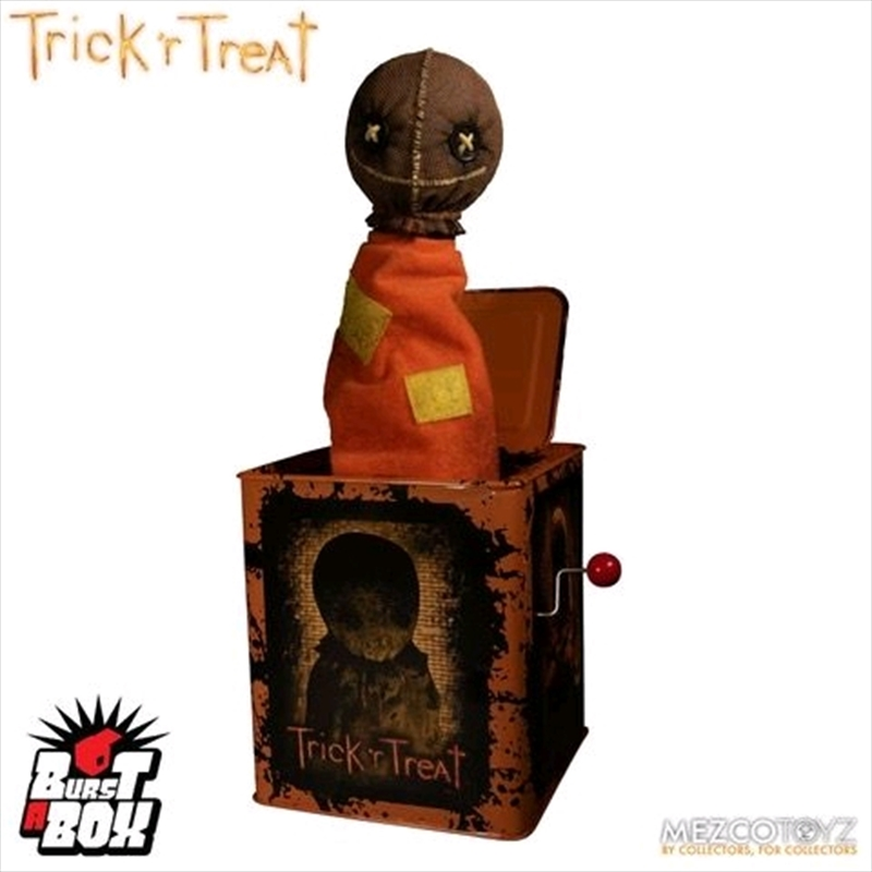 Trick R Treat - Sam Burst-A-Box | Collectable