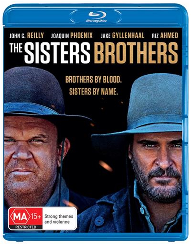 Sisters Brothers, The | Blu-ray