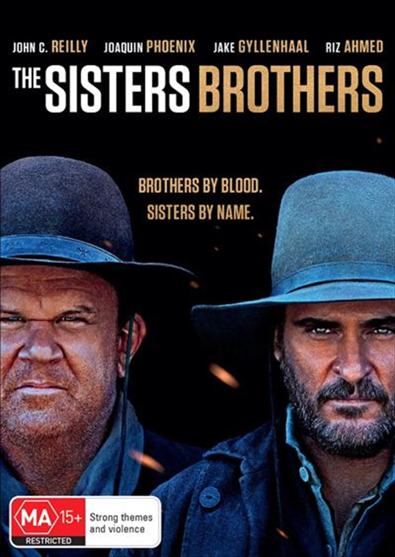 Sisters Brothers, The | DVD
