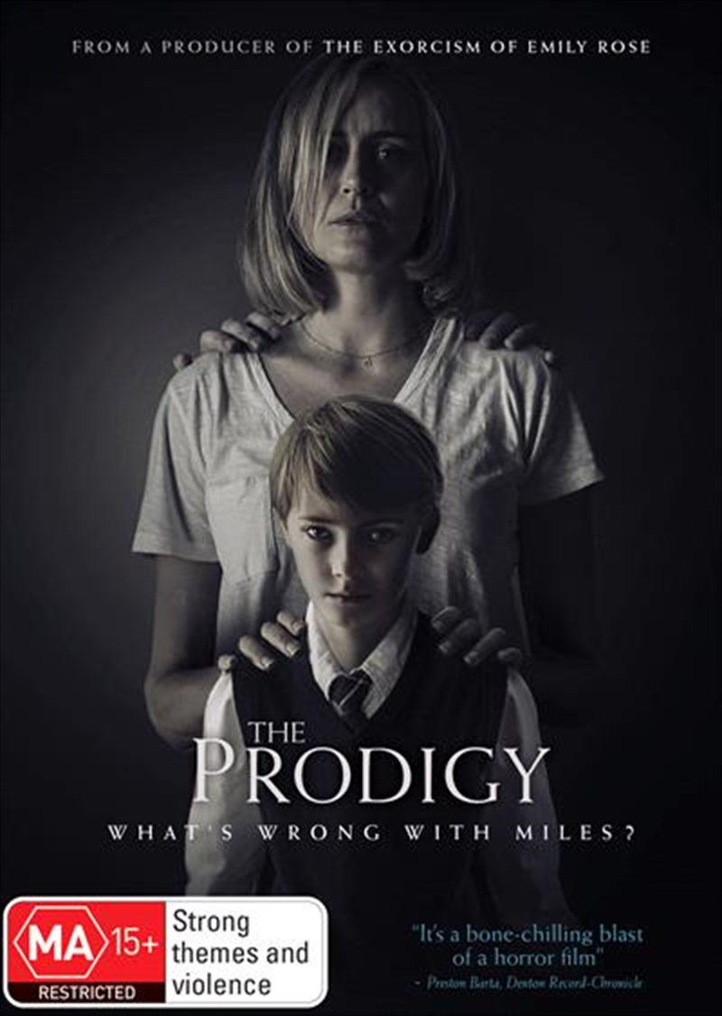 Prodigy, The | DVD