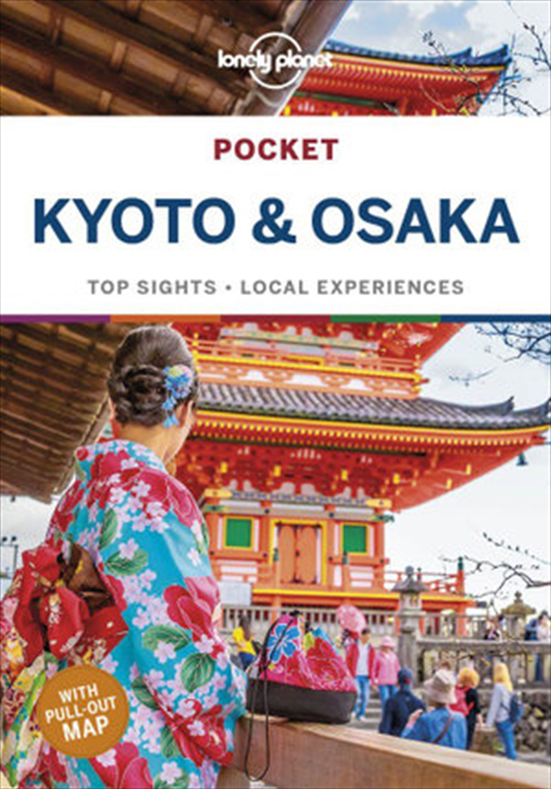 Lonely Planet Pocket Kyoto & Osaka | Paperback Book