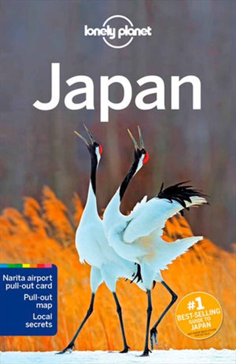 Lonely Planet Travel Guide - Japan 16 | Paperback Book