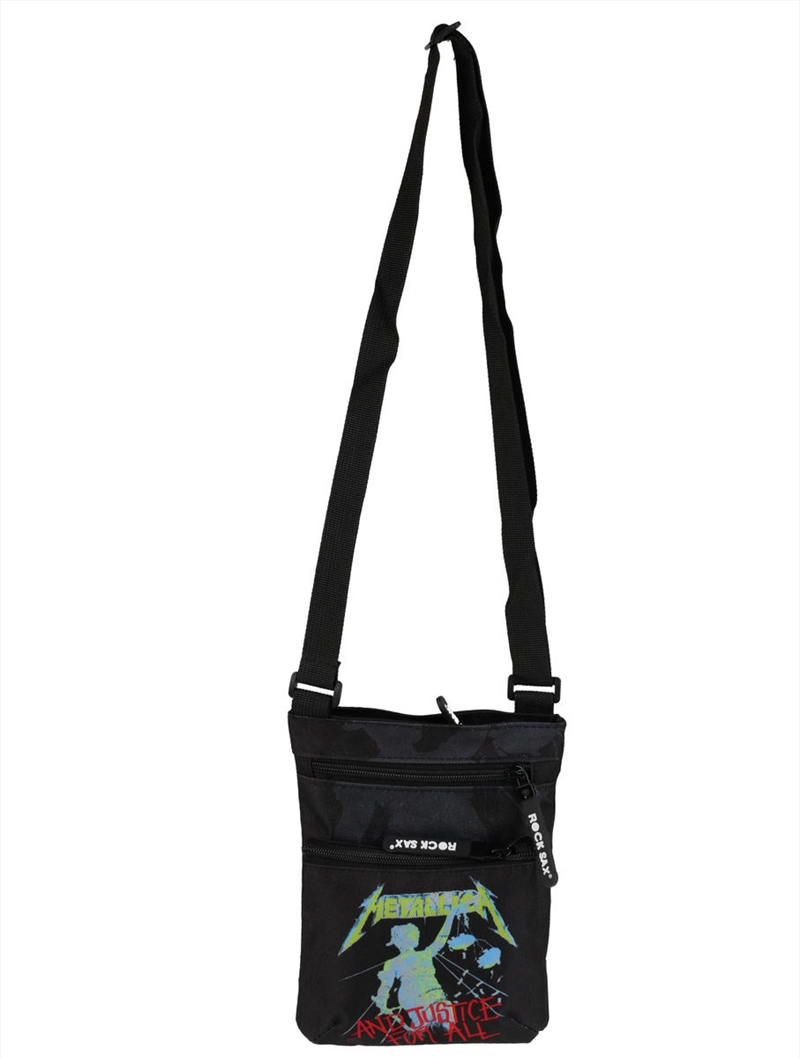 Metallica Bag - And Justice For All   Apparel