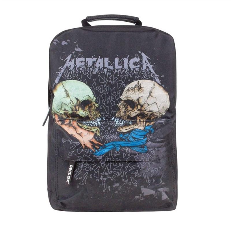 Metallica Backpack - Sad But True   Apparel
