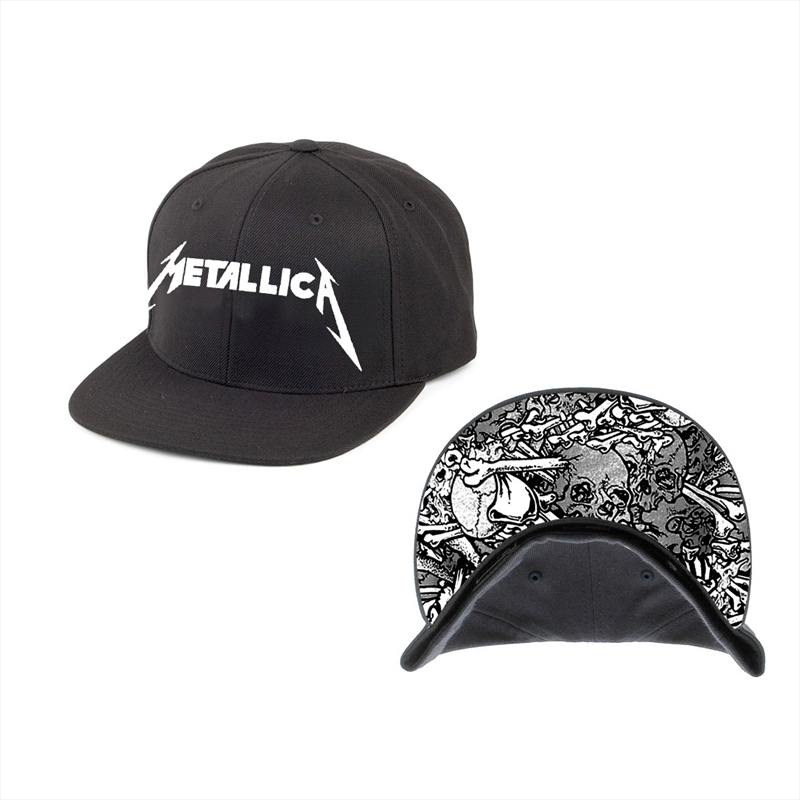 Metallica  Damage Inc: Snapback Hat | Apparel