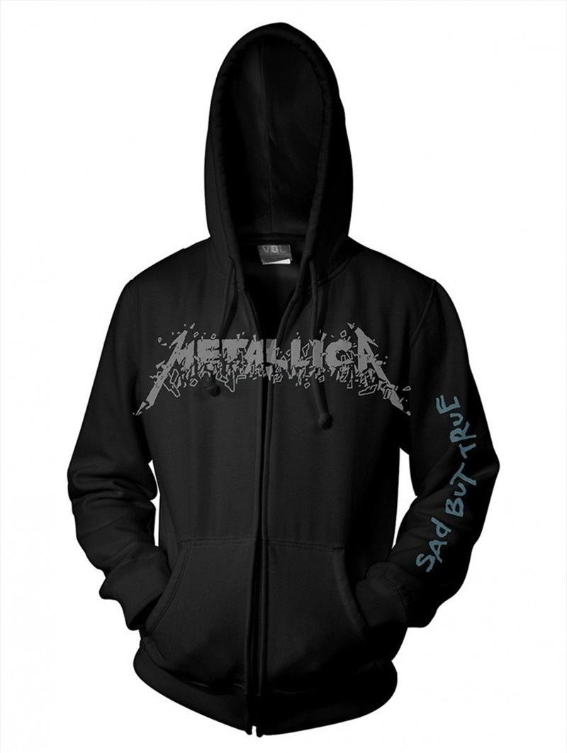 Metallica - Sad But True: Sweatshirt: L | Merchandise