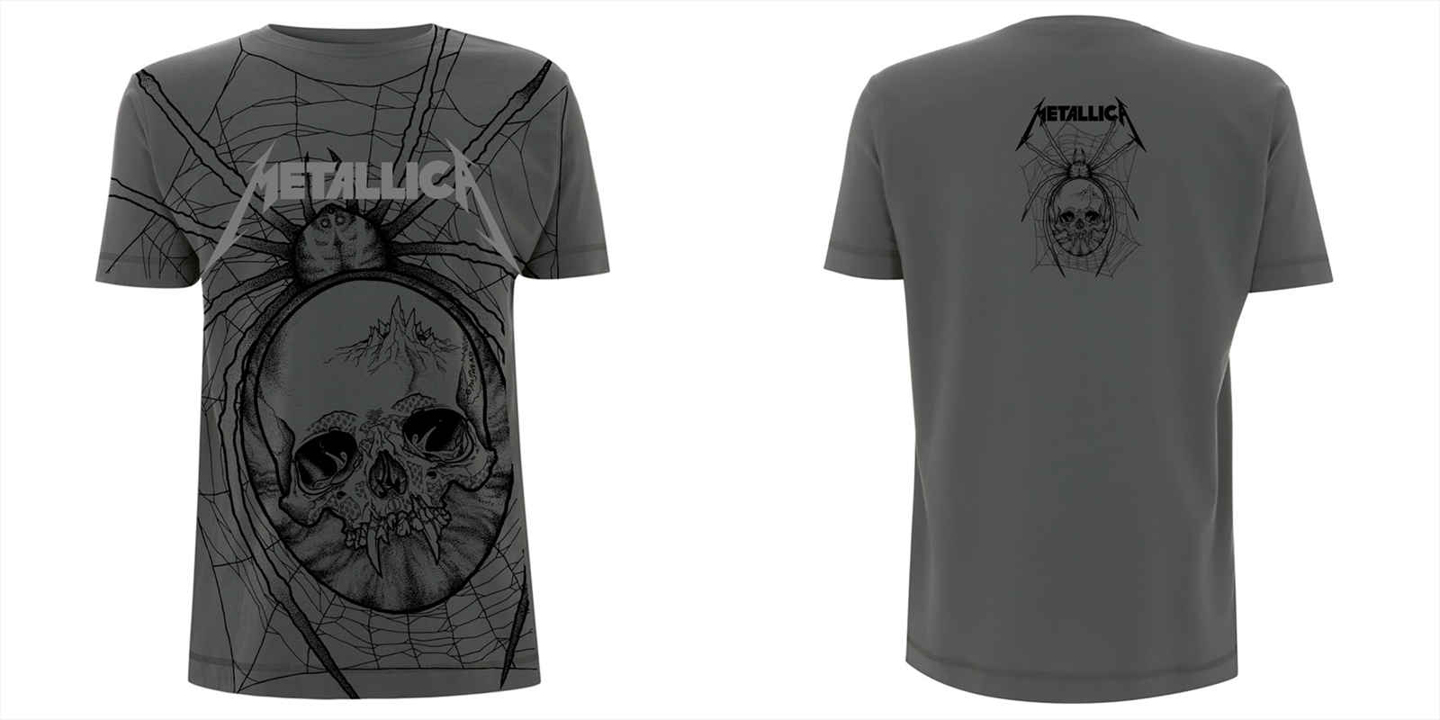 Spider All Over: Tshirt: S | Apparel