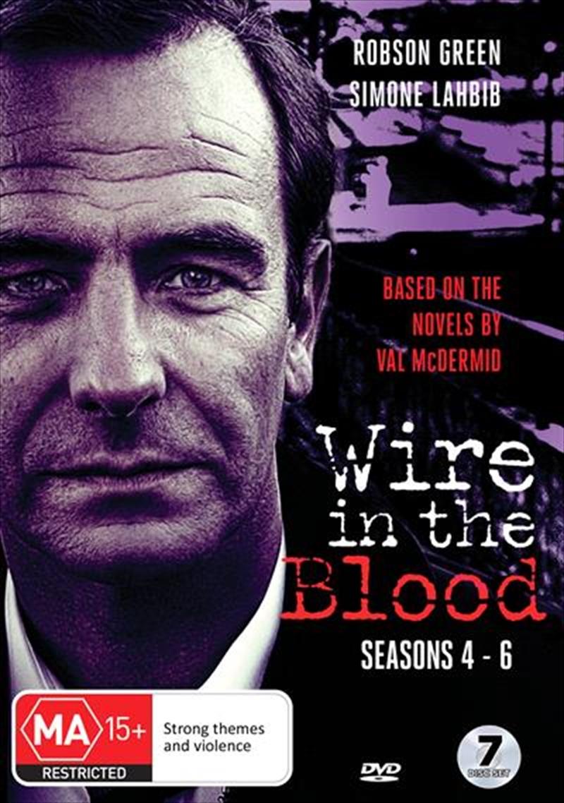 Wire In The Blood - Season 4-6 | Boxset | DVD