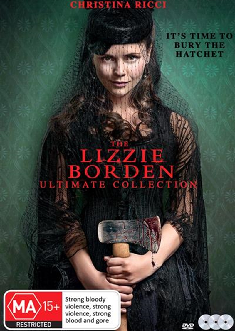 Lizzie Borden Chronicles - Ultimate Collection, The | DVD
