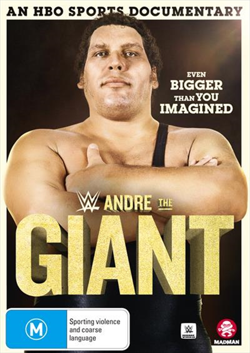 WWE - Andre The Giant | DVD