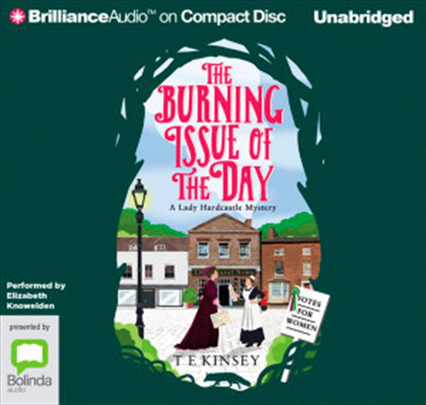 Burning Issue Of The Day | Audio Book