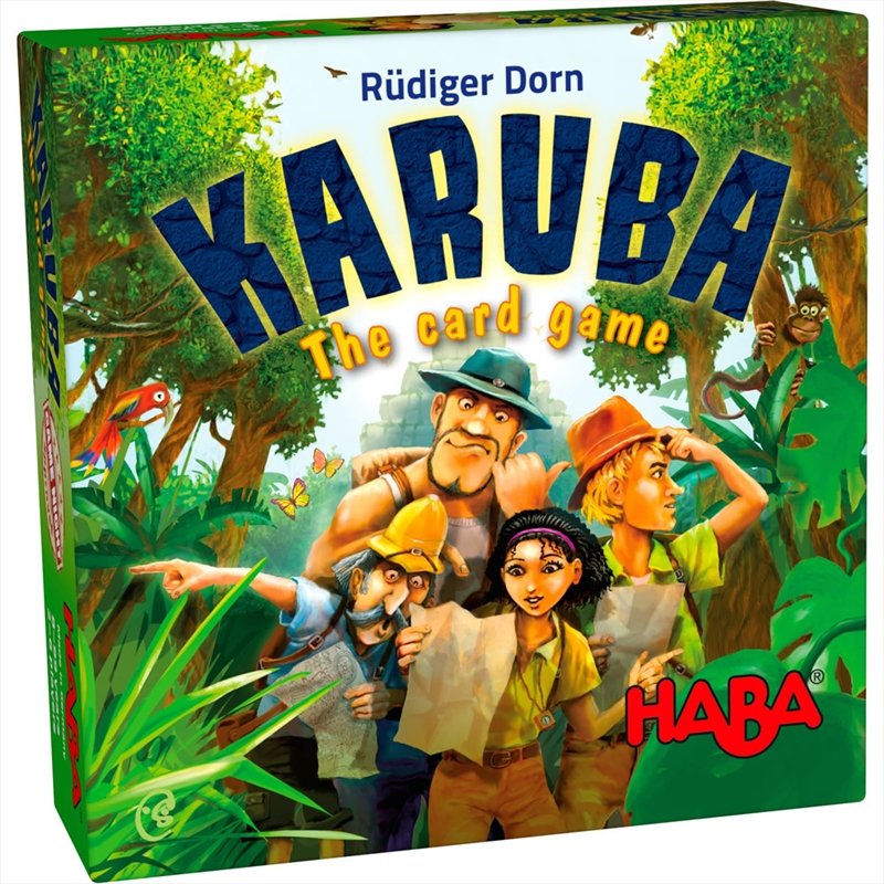 Karuba The Card Game | Merchandise
