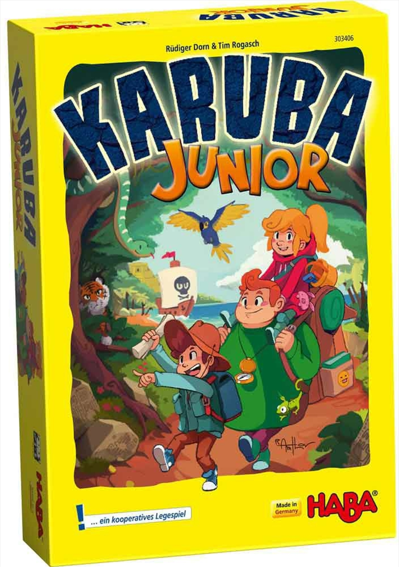 Karuba Junior | Merchandise