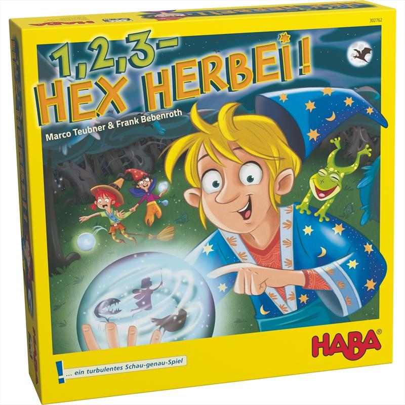 1 2 3 Hex Herbei | Merchandise