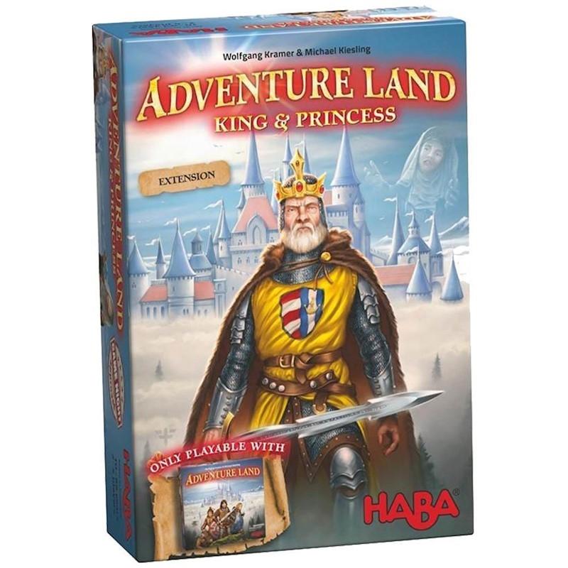 Adventure Land King & Princess | Merchandise