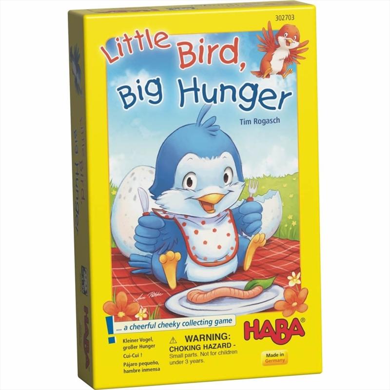 Little Bird Big Hunger | Merchandise