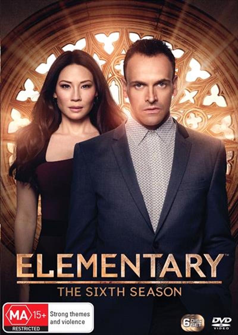 Elementary - Season 6   DVD