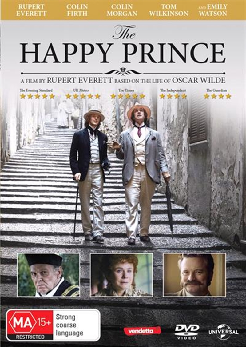 Happy Prince, The | DVD