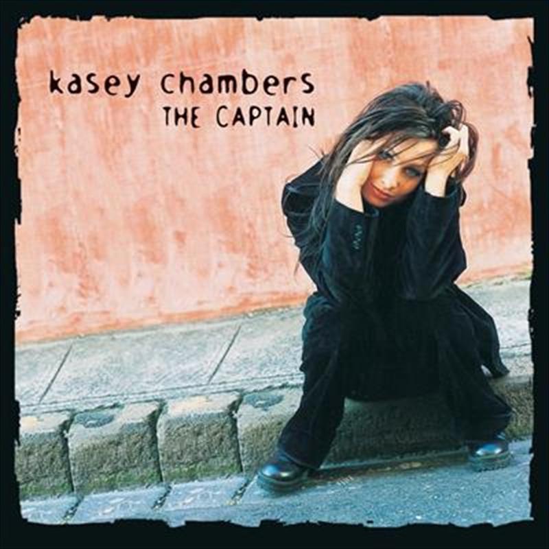 Captain, The - Limited Edition Orange Coloured Vinyl | Vinyl