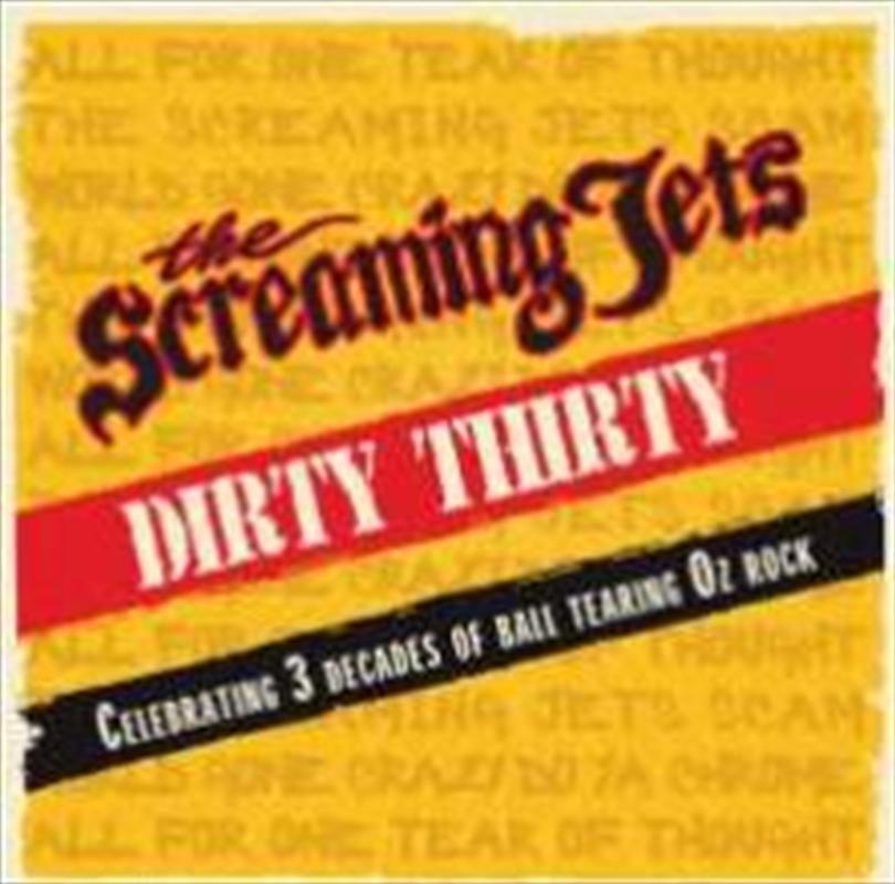 Dirty Thirty   CD