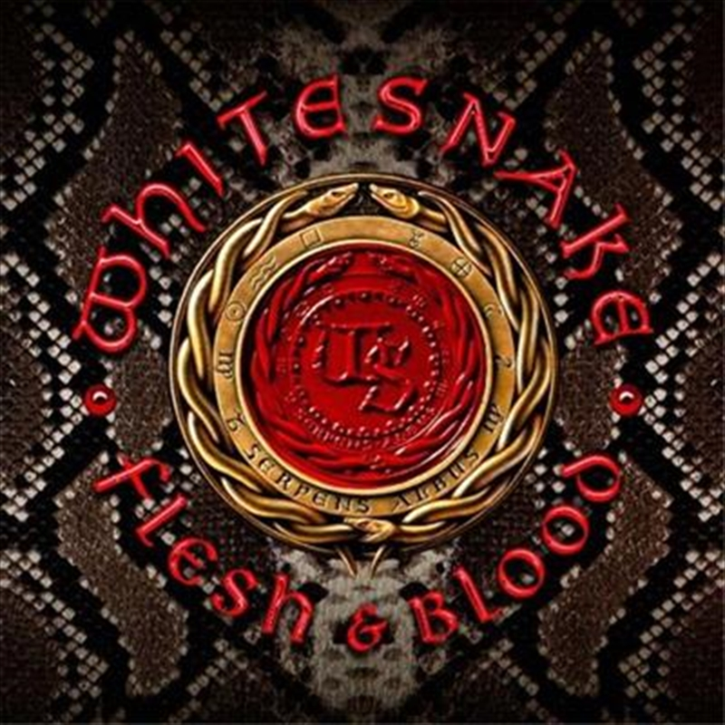 Flesh And Blood | CD