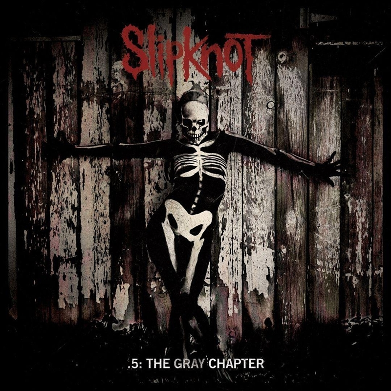 5 - The Gray Chapter | CD