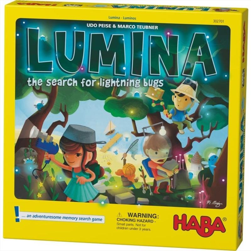 Lumina Search For Lightning Bugs | Merchandise