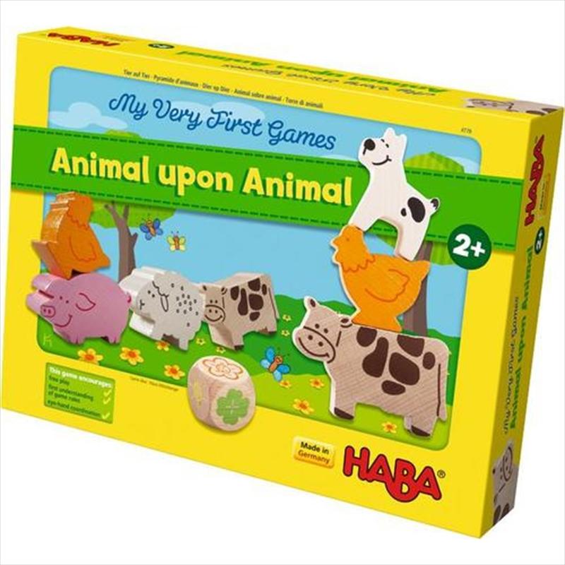 Animal Upon Animal   Merchandise