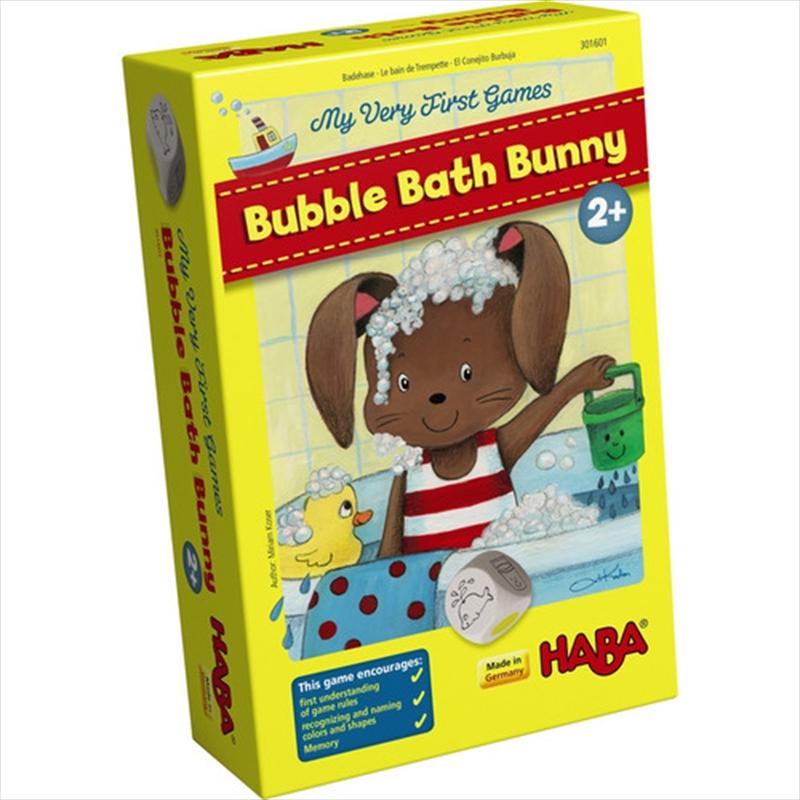 Bubble Bath Bunny   Merchandise
