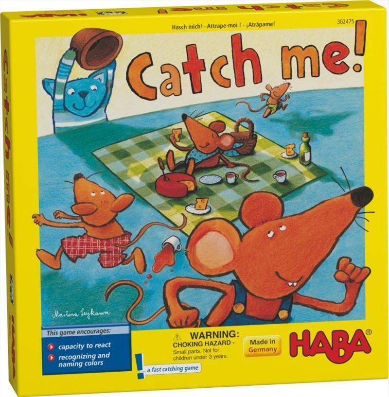 Catch Me | Merchandise