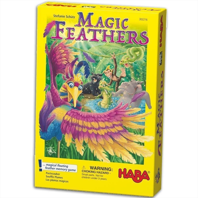 Magic Feathers | Merchandise