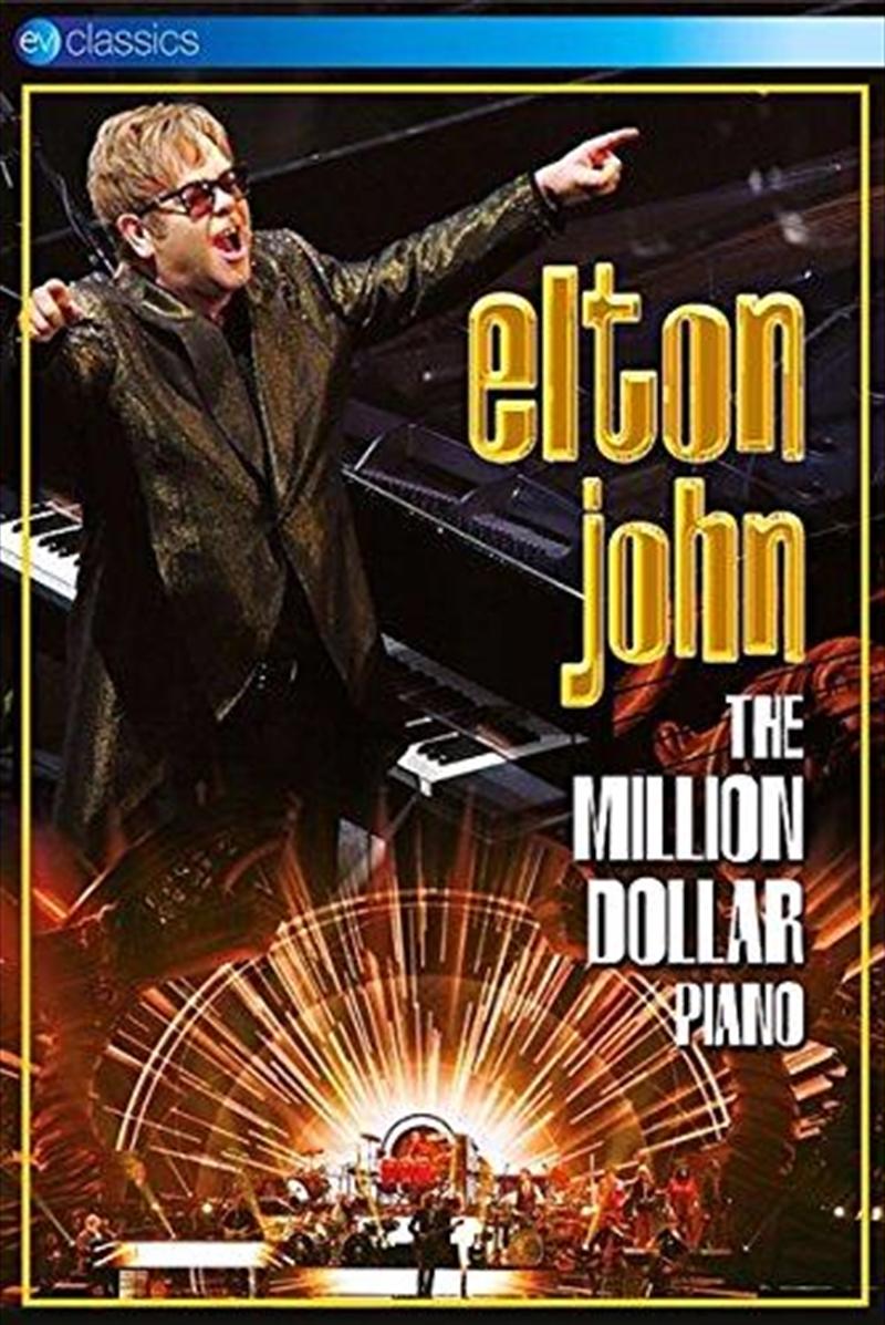 Million Dollar Piano, The | DVD