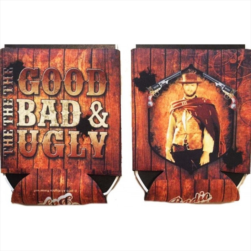 Good Bad Eastwood Can Cooler | Accessories
