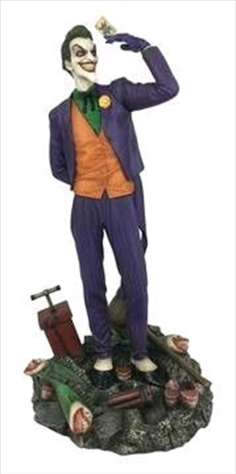 Batman - Joker Comic DC Gallery PVC Statue | Merchandise