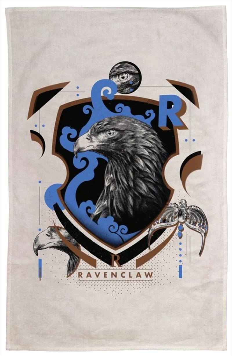 Ravenclaw Tea Towel | Apparel