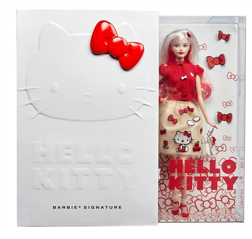 Hello Kitty Barbie Doll | Toy