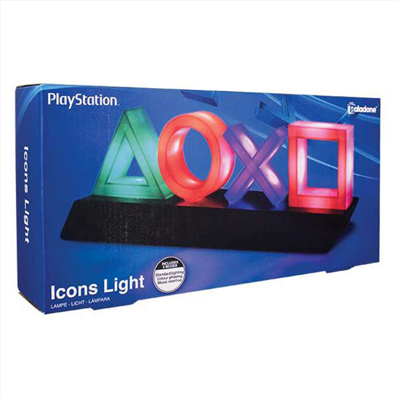 Playstation Icons Light | Accessories