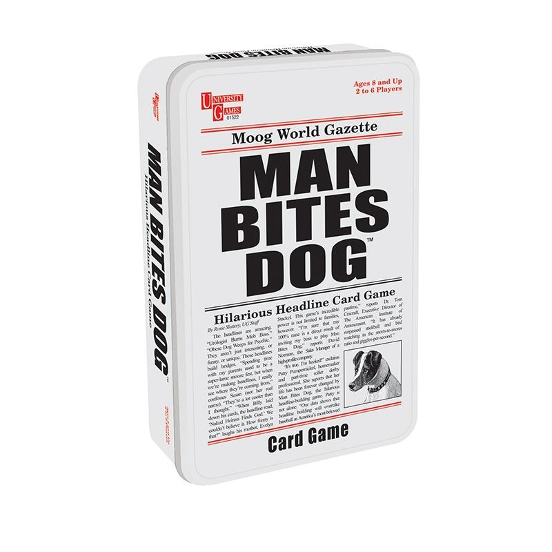 Man Bites Dog Tin   Merchandise