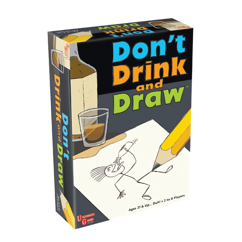 Dont Drink And Draw | Merchandise