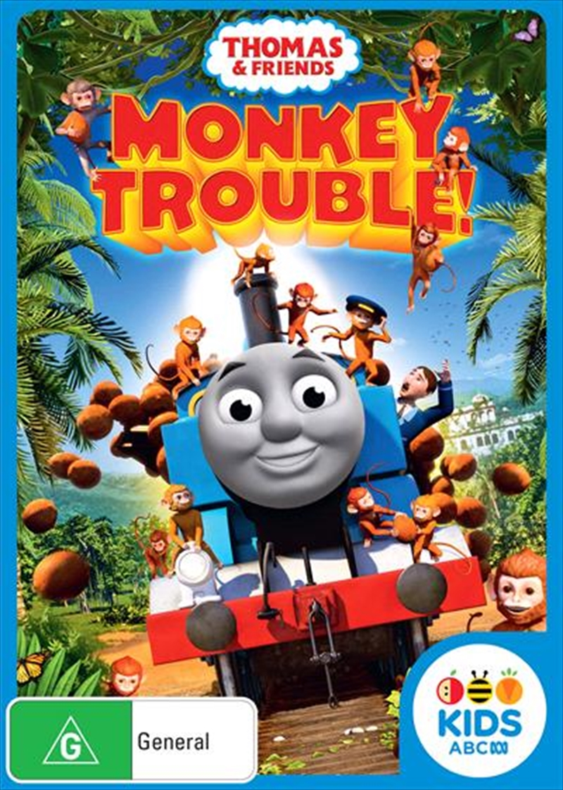 Thomas and Friends - Monkey Trouble | DVD